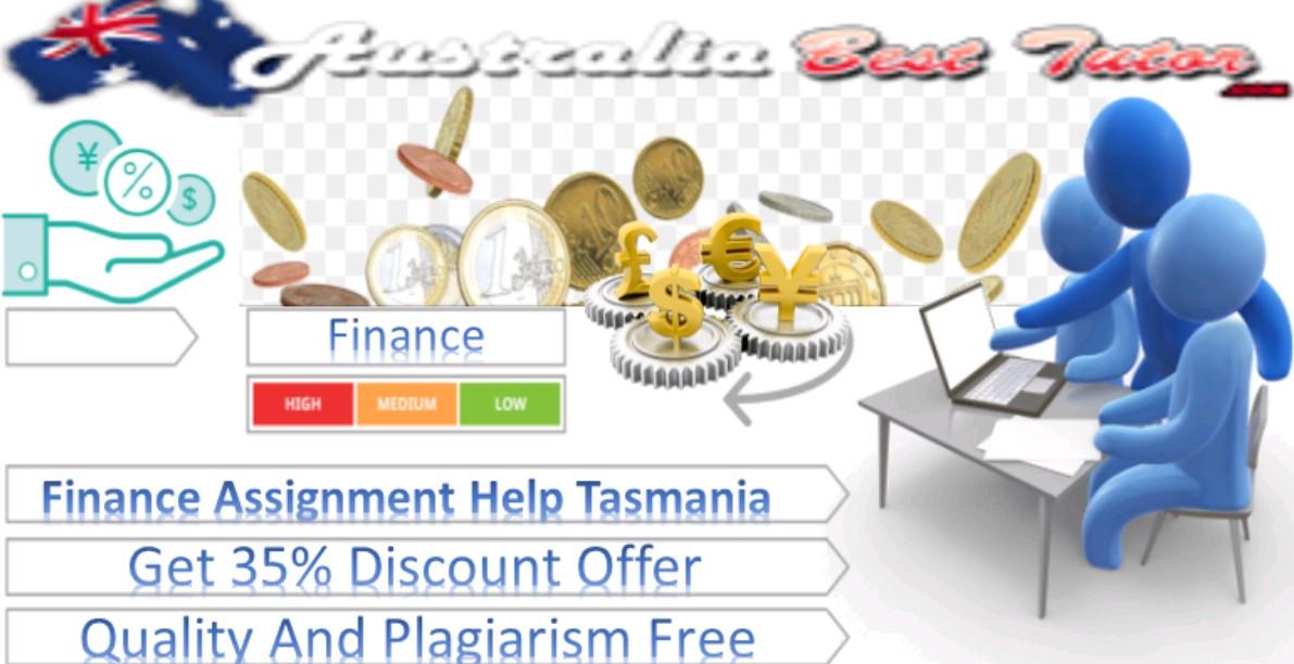 Finance Assignment Help Tasmania