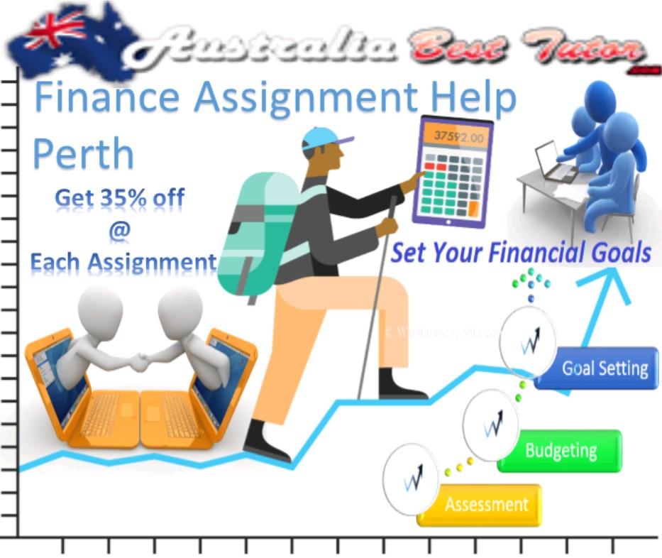 finance assignment help Perth