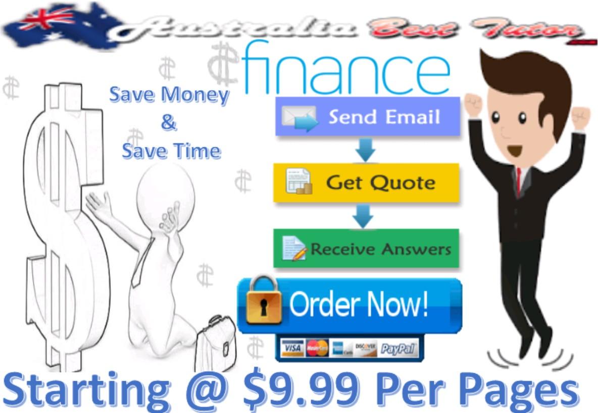 Finance Assignment Help Grafton